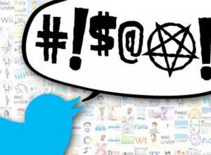 Discurso de ódio - twitter